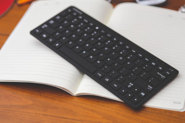 technology-keyboard-desktop-book